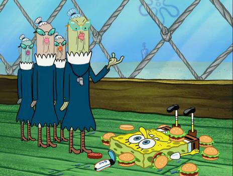 Spongebuddy Mania Spongebob Episode Banned In Bikini