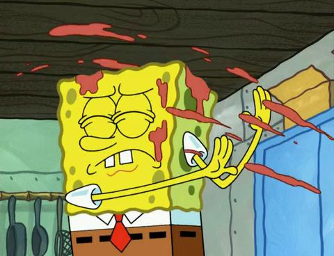 SpongeBuddy Mania SpongeBob Episode Gone