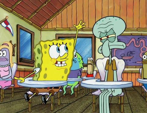 SpongeBuddy Mania - SpongeBob Episode - Boating Buddies