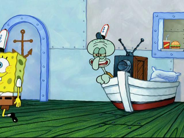 SpongeBuddy Mania - SpongeBob Episode - Gullible Pants