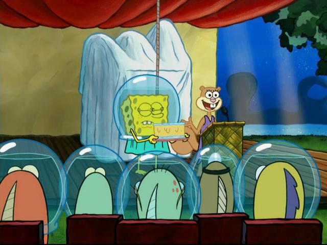Spongebuddy Mania Spongebob Episode Overbooked