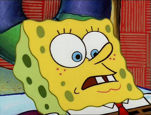 spongebuddy mania spongebob episode musclebob buffpants