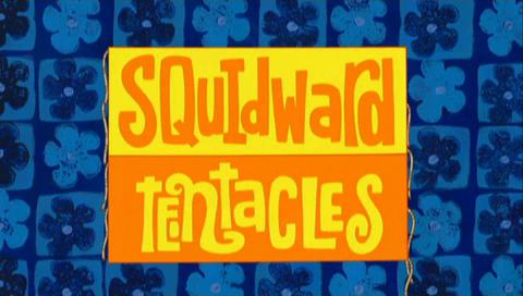 SpongeBuddy Mania - SpongeBob Lyrics - Squidward Tentacles ...