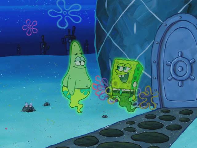 Spongebuddy Mania Spongebob Episode The Curse Of