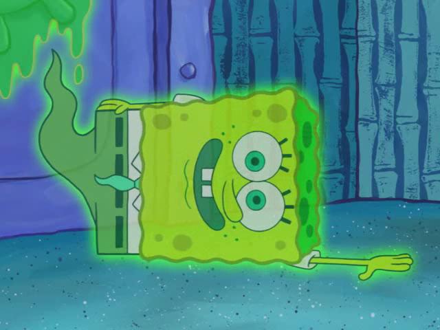 Spongebuddy Mania Spongebob Episode The Curse Of Bikini Bottom