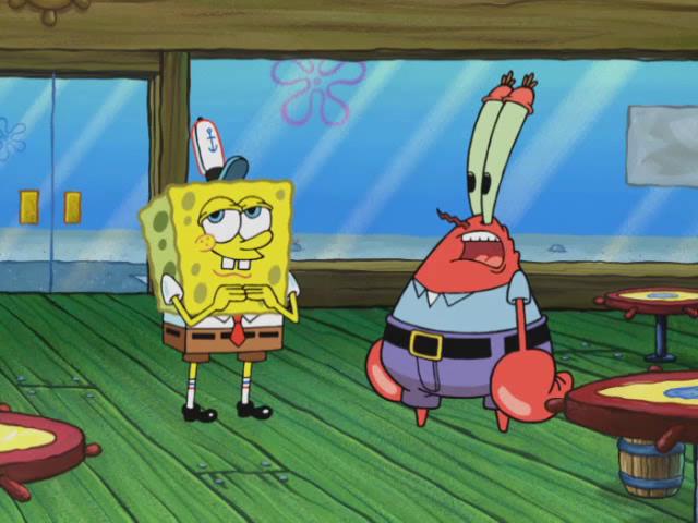 spongebuddy mania spongebob episode spongebobs last stand