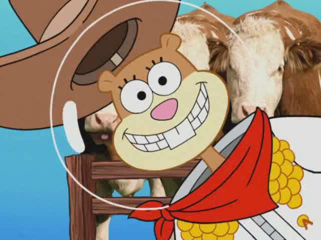 Deviantart Calendar : Spongebuddy mania spongebob episode rodeo daze