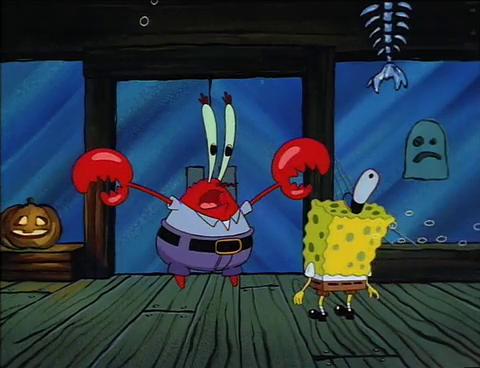 Patrick Halloween Costume Spongebob