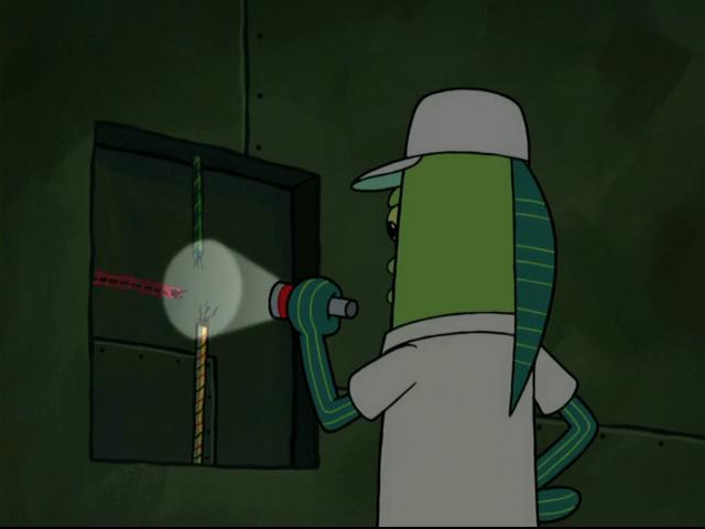 Deviantart Calendar : Spongebuddy mania spongebob episode tunnel of glove