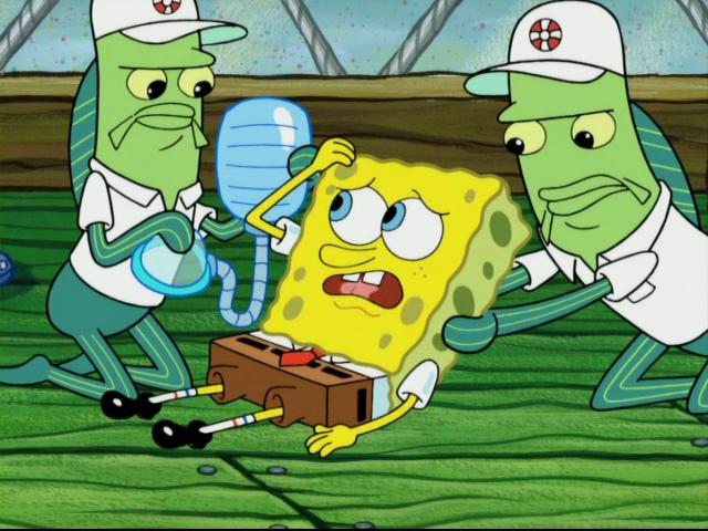SpongeBuddy Mania - SpongeBob Episode - Krusty Dogs