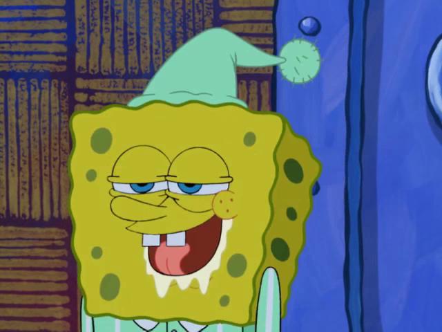 Deviantart Calendar : Spongebuddy mania spongebob episode inspongeiac