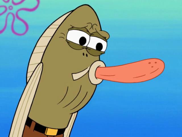 SpongeBob SquarePants  S09E42  Face Freeze!  video