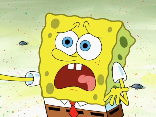 Glove world spongebob episode number