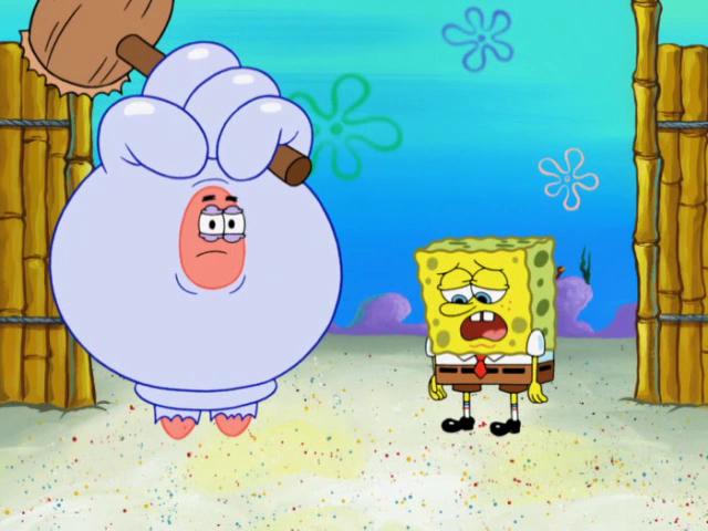Deviantart Calendar : Spongebuddy mania spongebob episode glove world r i p