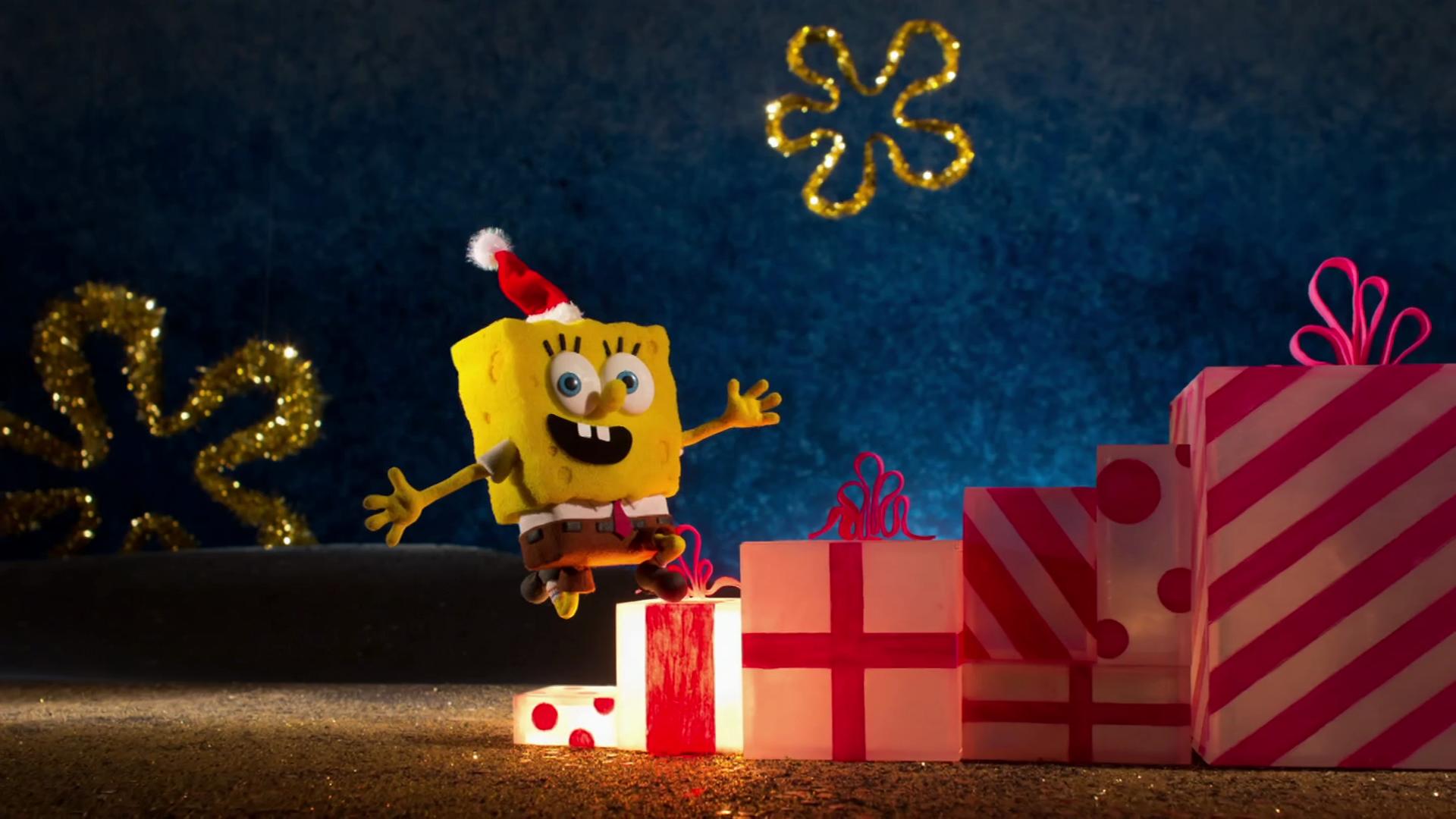 Spongebob christmas song lyrics