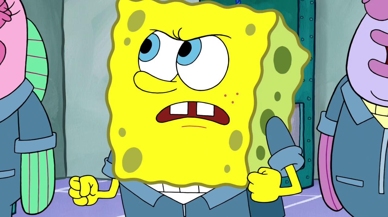 Spongebuddy Mania Spongebob Episode License To Milkshake