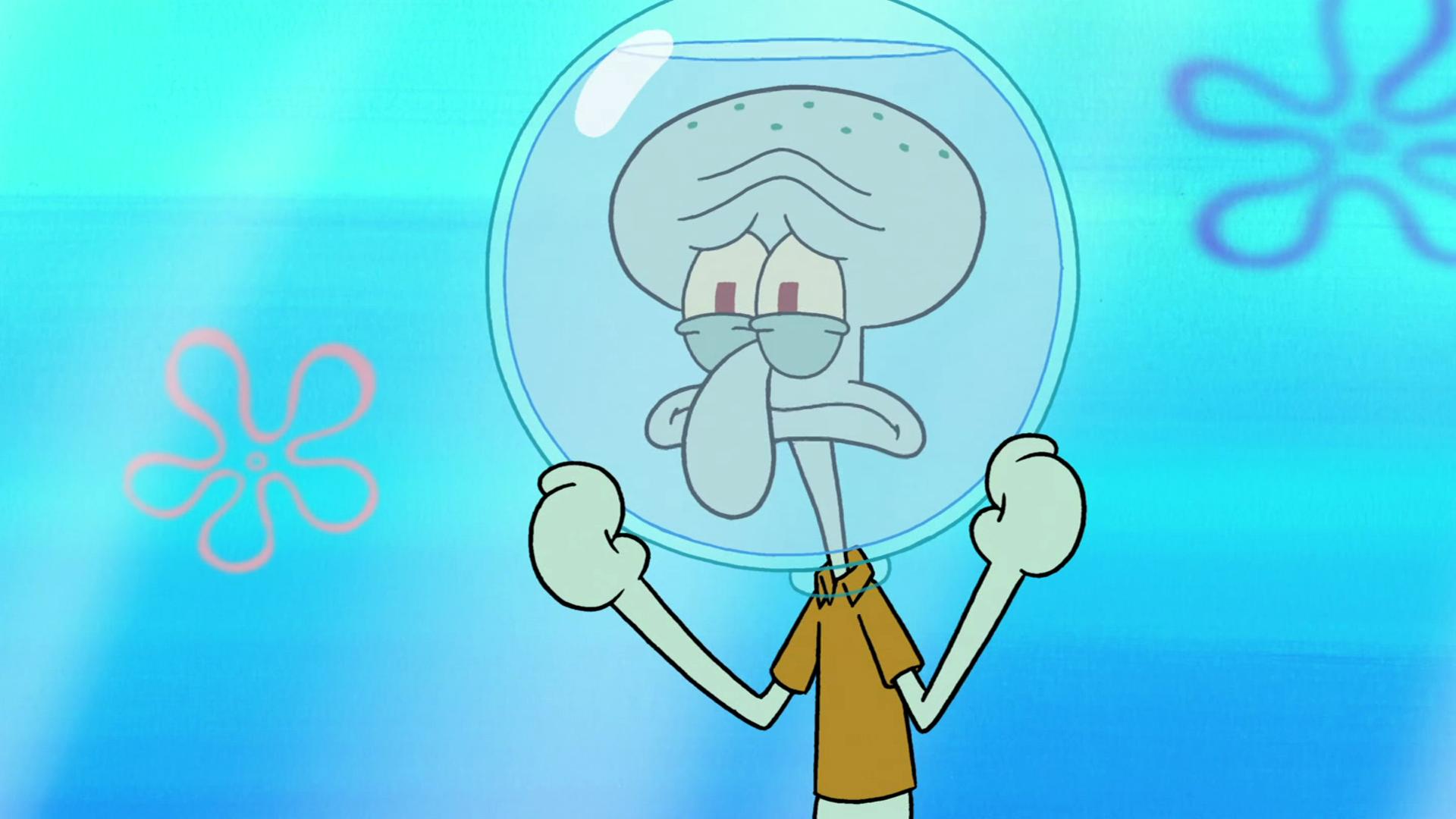 Image result for spongebob squid