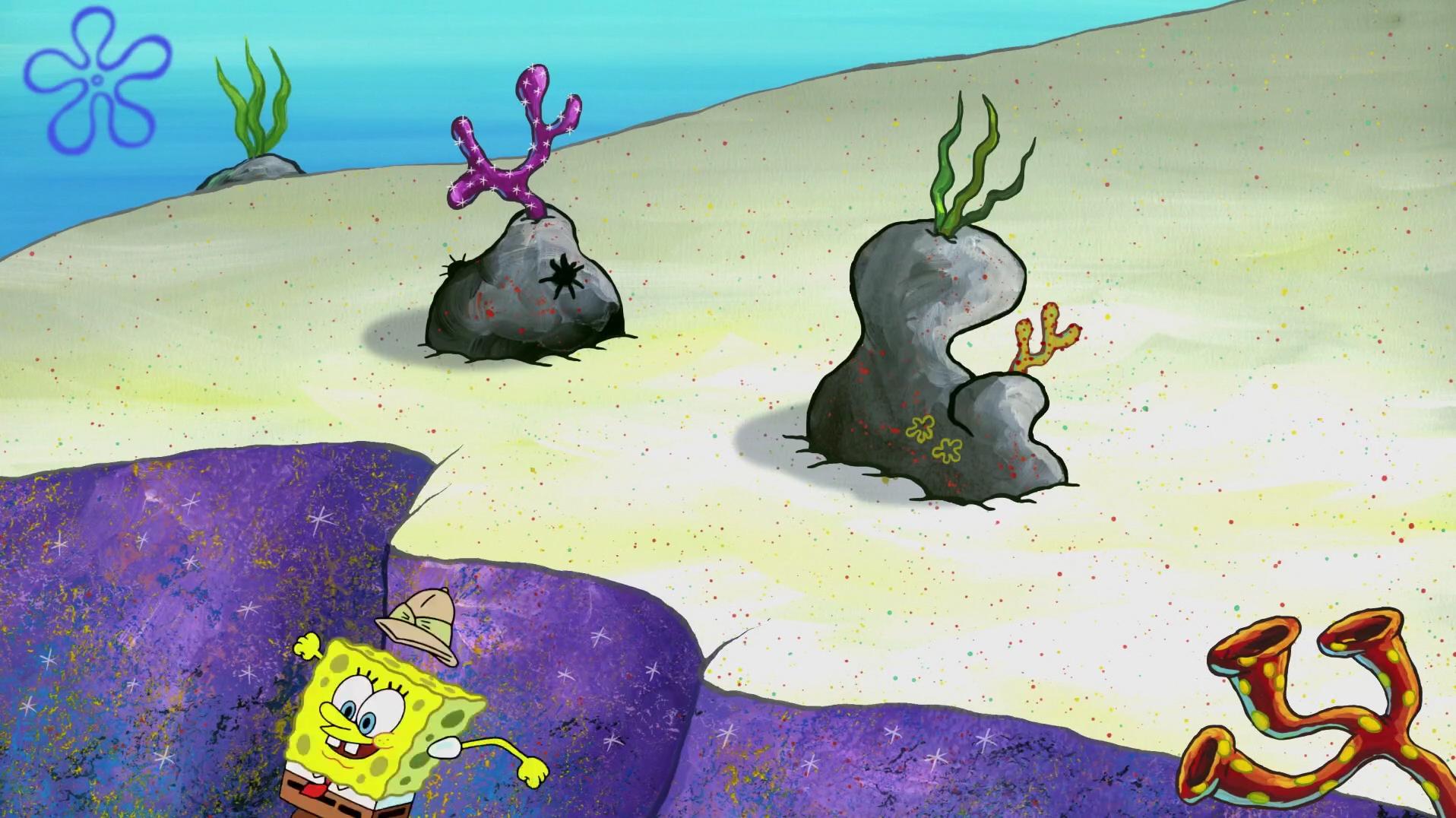 spongebuddy mania spongebob episode lost in bikini bottom
