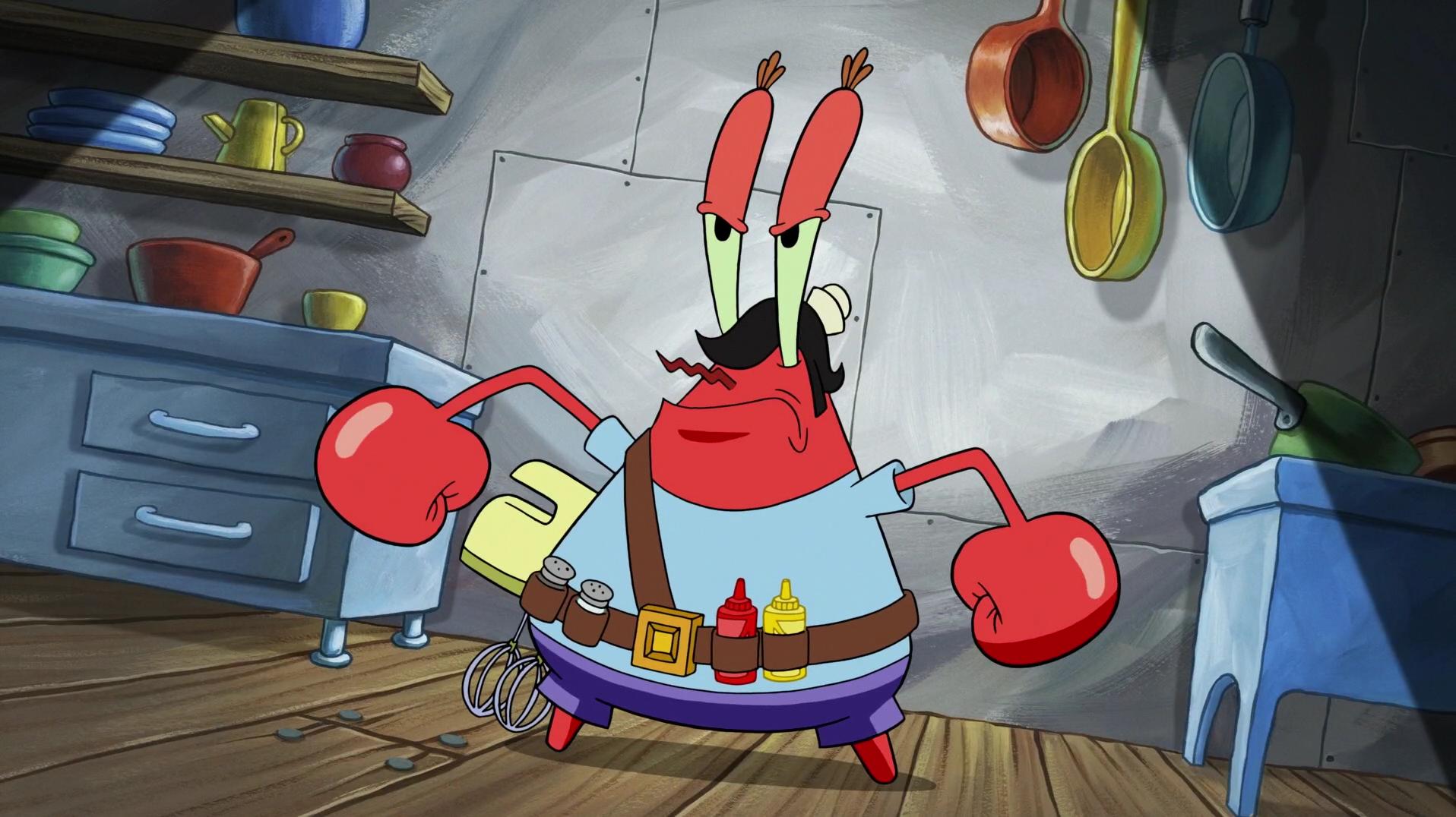 spongebuddy mania spongebob episode pull up a barrel