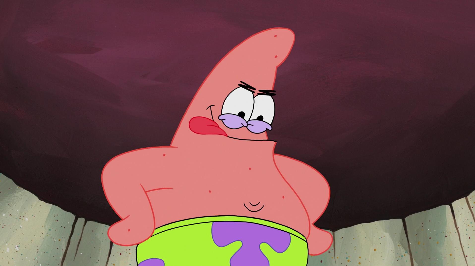 SpongeBuddy Mania - SpongeBob Episode - Patrick! the Game