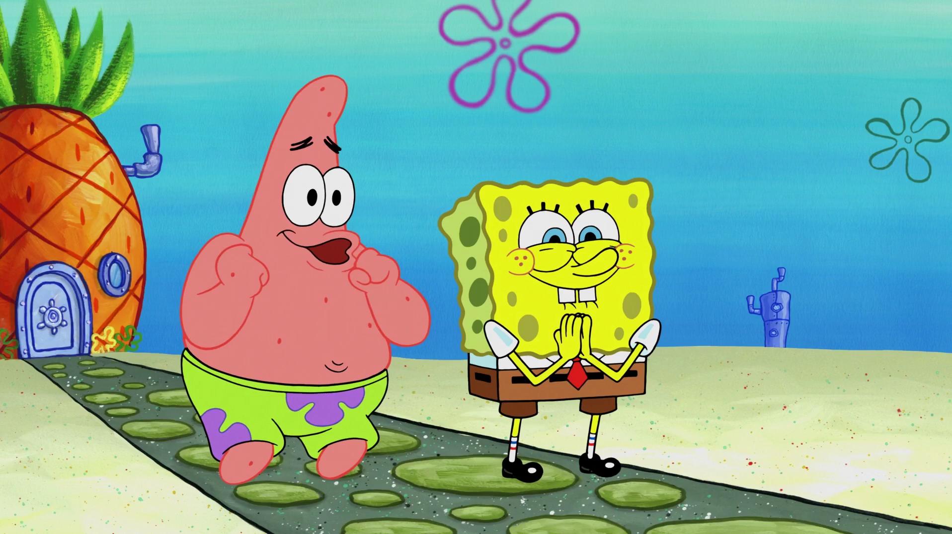 spongebuddy mania spongebob episode the fish bowl