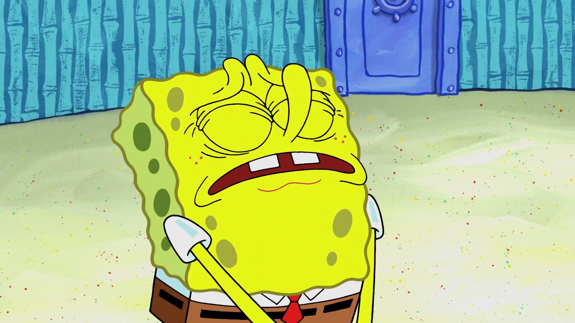 Spongebuddy mania spongebob episode the fish bowl for Spongebob characters fish