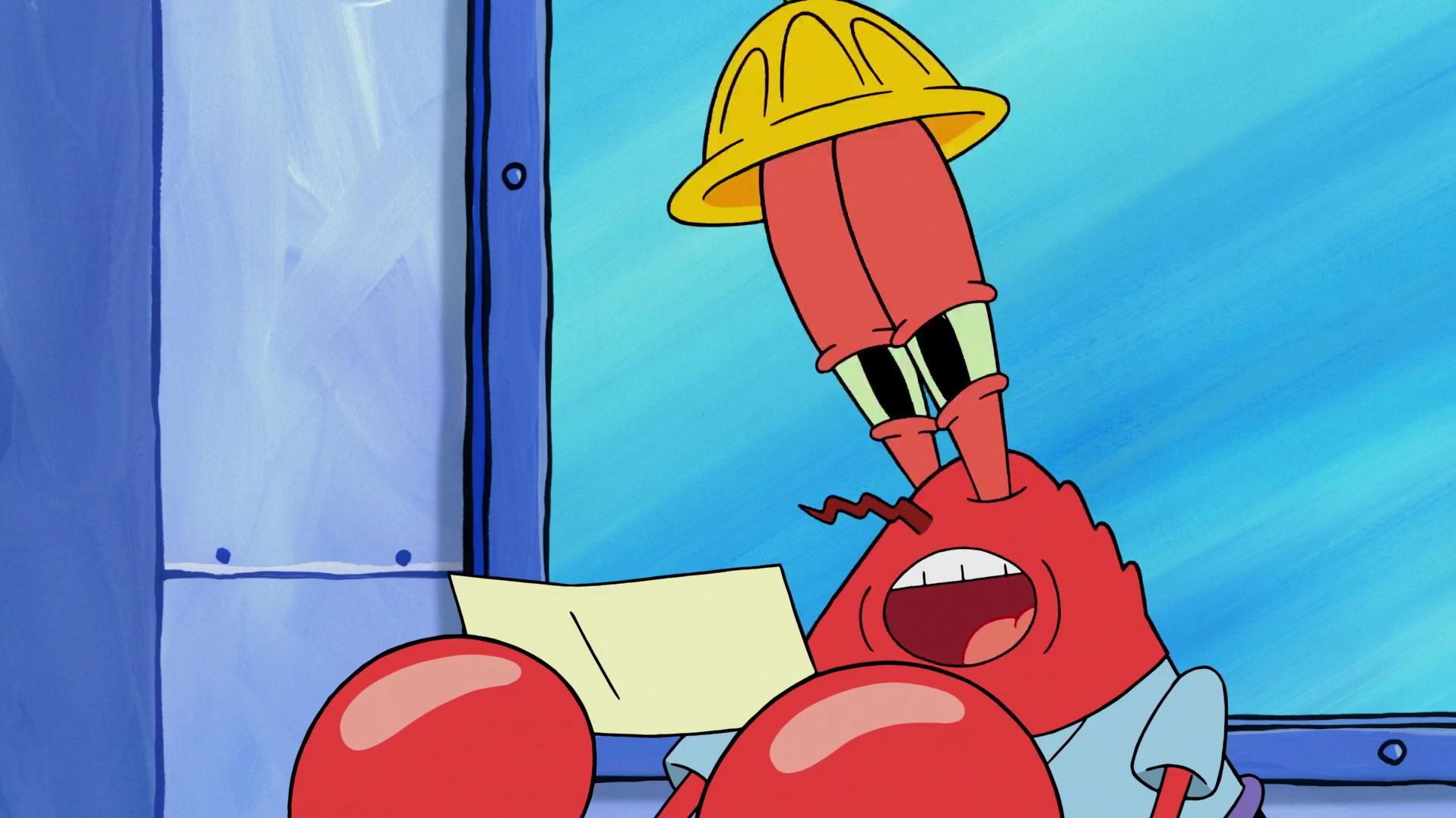 Spongebuddy Mania Spongebob Episode Goodbye Krabby Patty