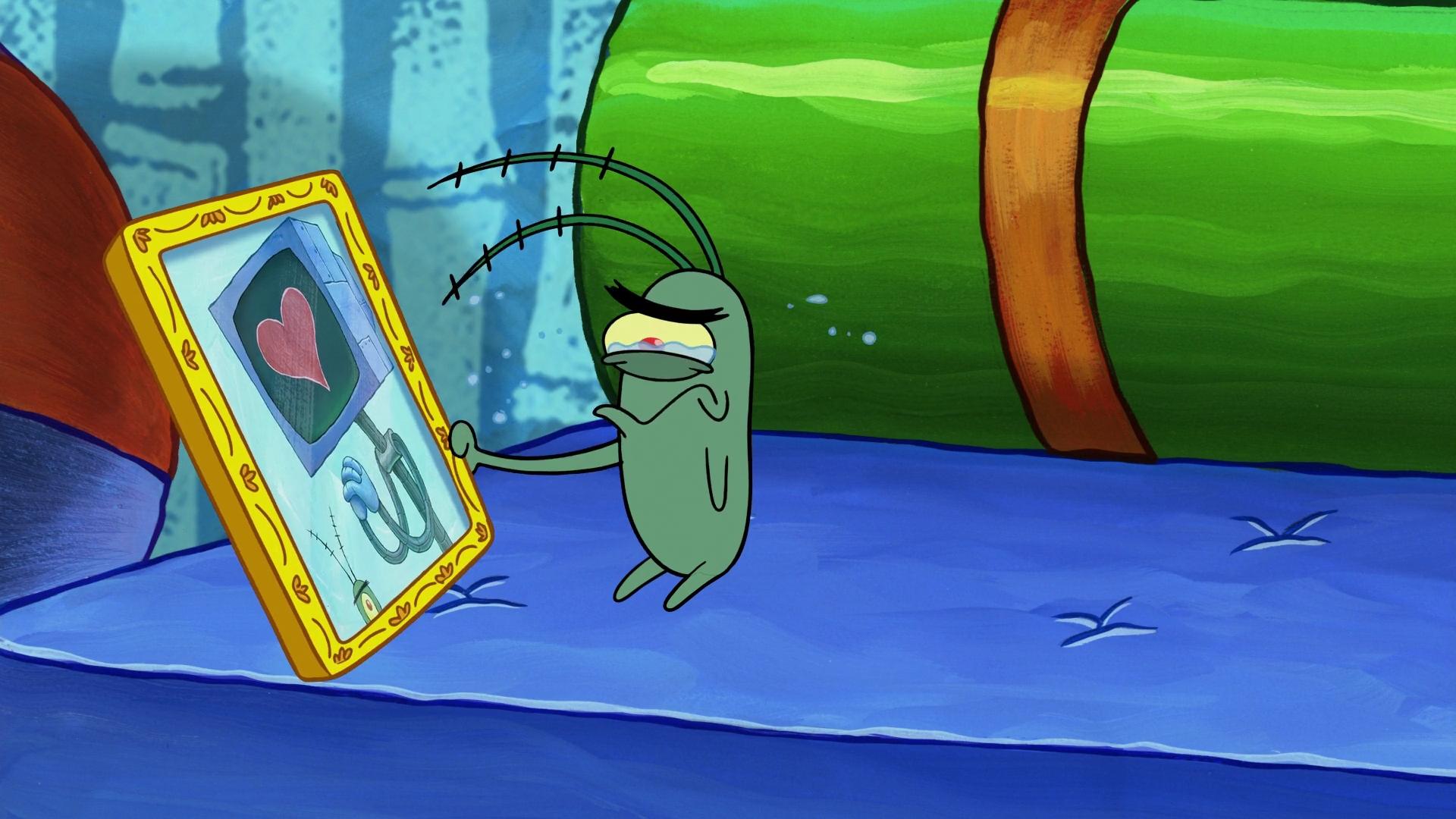 Spongebuddy Mania Spongebob Episode Plankton Gets The Boot
