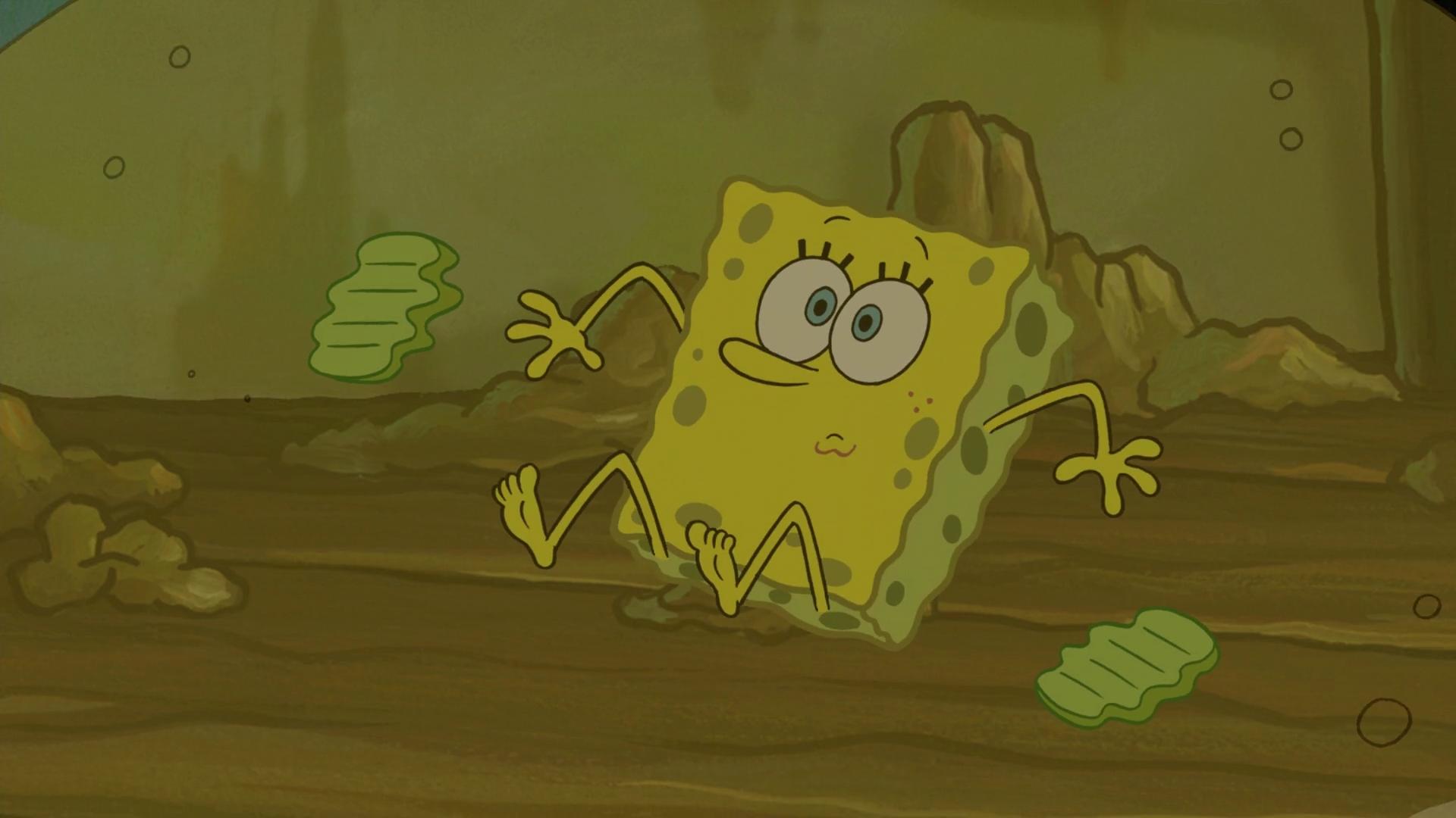 SpongeBuddy Mania - SpongeBob Episode - The Incredible ...