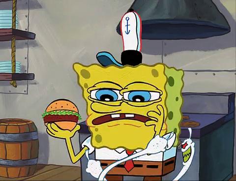 spongebuddy mania spongebob episode your shoe s untied