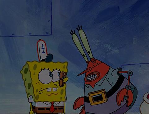 Real Krabby Patty Secret Formula SpongeBuddy Mania - Sp...