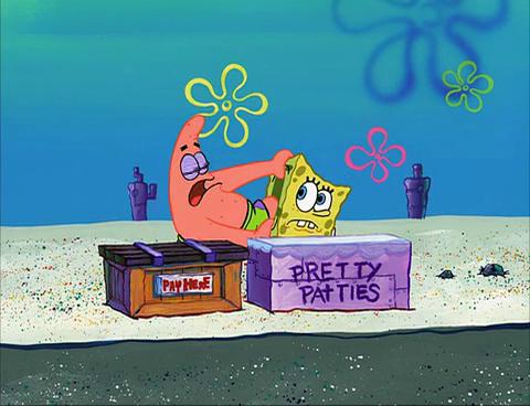 SpongeBuddy Mania - SpongeBob Episode - Patty Hype