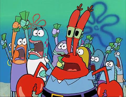 Spongebuddy Mania Spongebob Episode Patty Hype