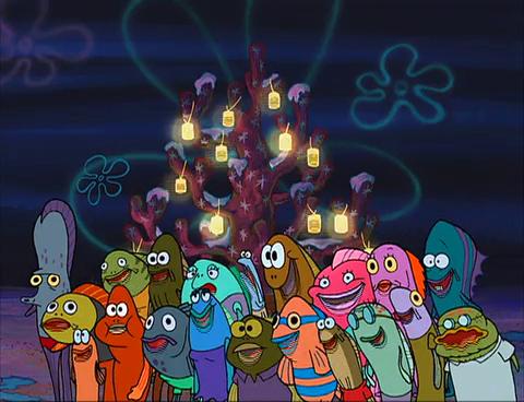 Episode: Christmas Who? Artist: SpongeBob and Friends