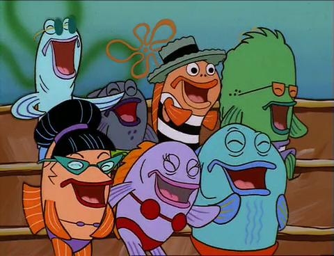 SpongeBuddy Mania - SpongeBob Episode - Ripped Pants