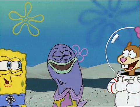 Spongebob ripped pants song