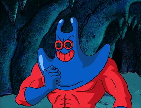 Spongebuddy Mania Spongebob Episode Mermaidman And
