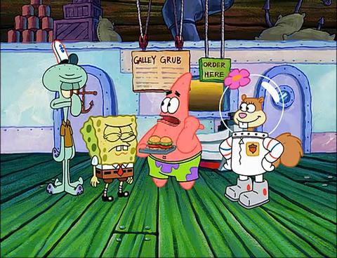 SpongeBuddy Mania - SpongeBob Episode - Pressure