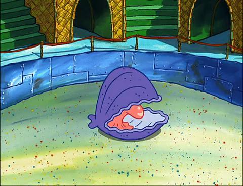 spongebuddy mania spongebob characters clamu
