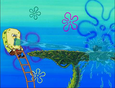 spongebuddy mania spongebob episode gary takes a bath