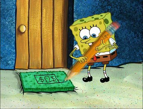 SpongeBuddy Mania SpongeBob Episode Frankendoodle
