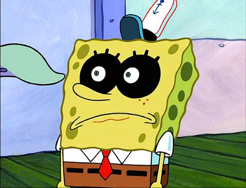 SpongeBuddy Mania - SpongeBob Episode - Graveyard Shift
