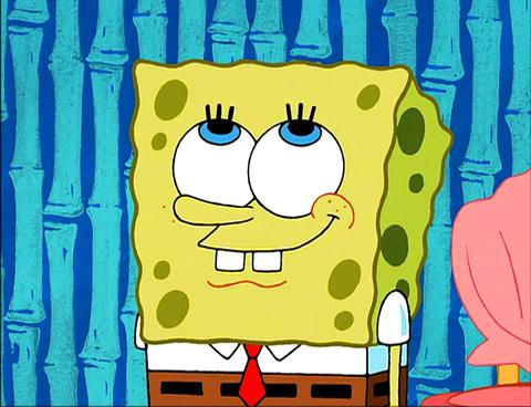 spongebob essay episode quotes