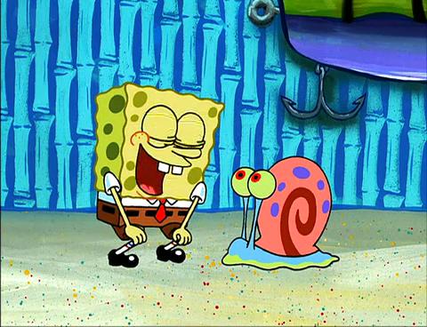 spongebob procrastination episode quotes