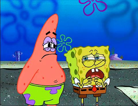 Get A Rate >> SpongeBuddy Mania - SpongeBob Episode - Sailor Mouth