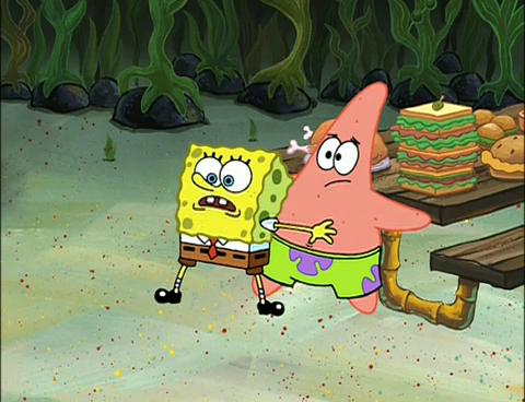 spongebuddy mania spongebob episode club spongebob