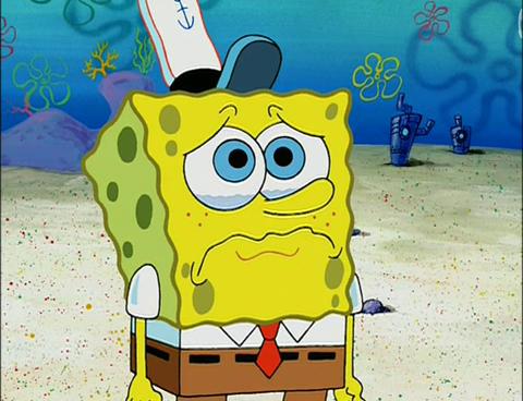 spongebuddy mania spongebob episode just one bite