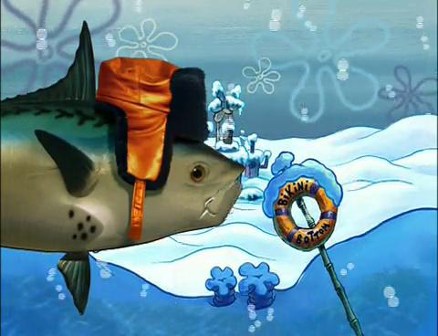 SpongeBuddy Mania - SpongeBob Characters - Johnny Erain