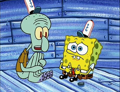 spongebob krab borg ending relationship