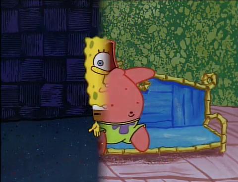 Spongebuddy Mania Spongebob Episode Naughty Nautical